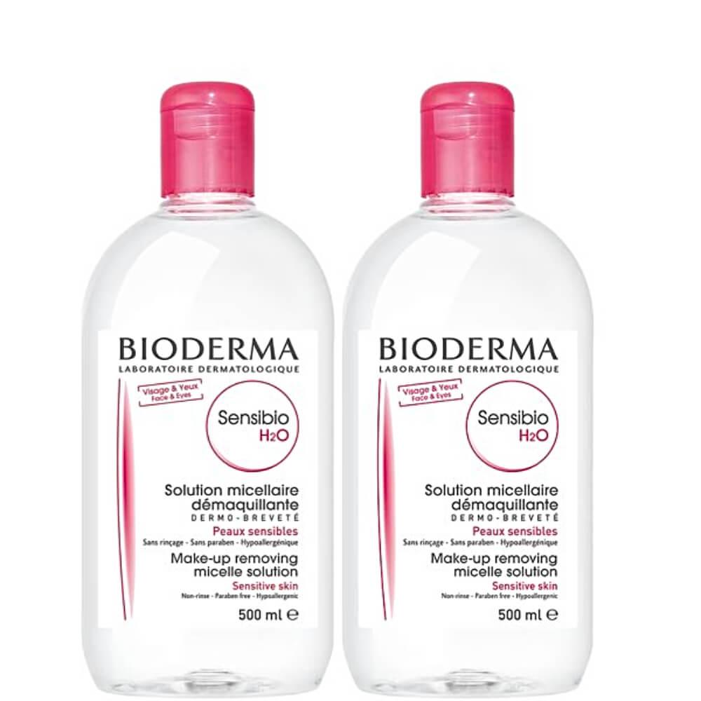 Bioderma Micellar Water Makeup Remover